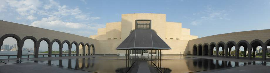 Qatar Museum of Islamic Art Doha - Barbara Schumacher