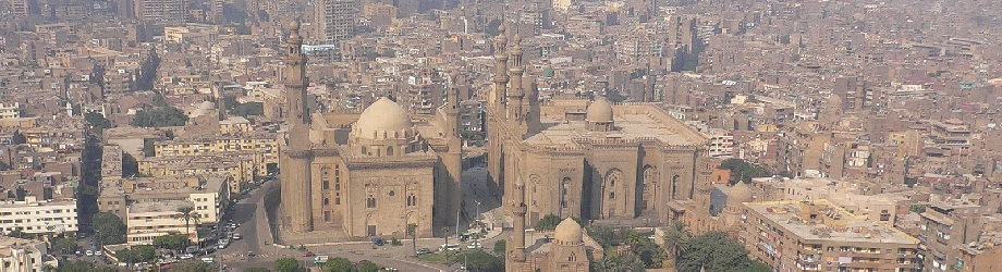 Hassan and Hussein Mosques in Cairo